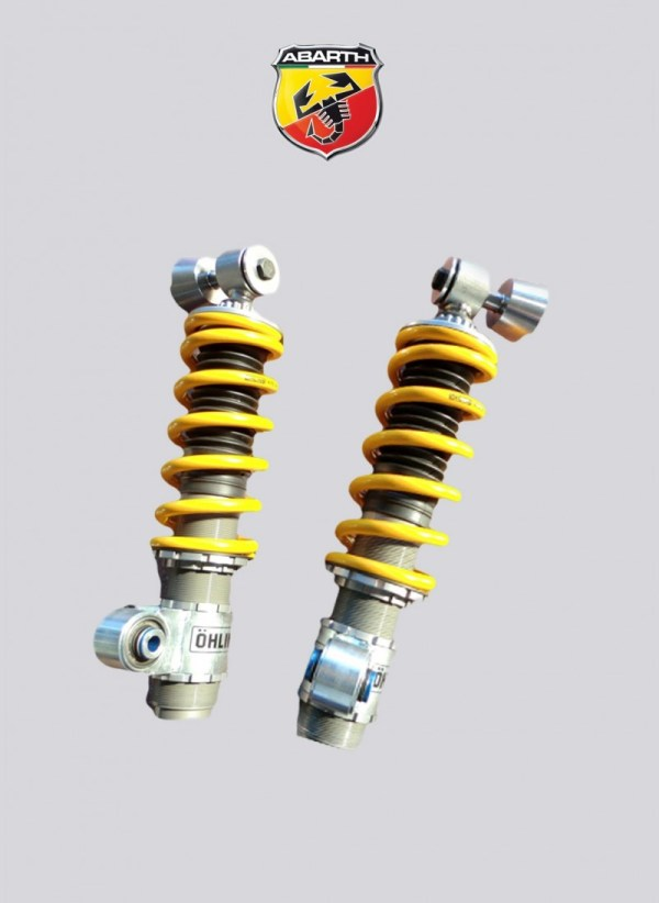 Öhlins Road & Track Coilovers 500 Abarth