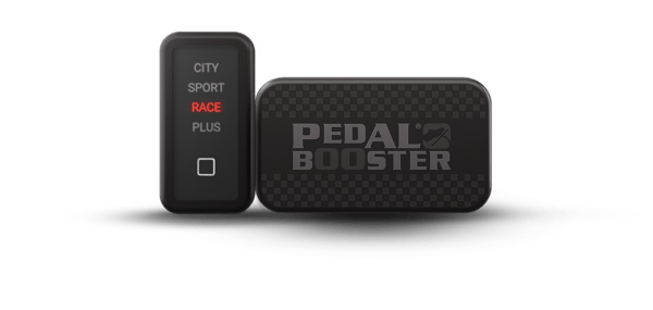 seletron pedal booster touch