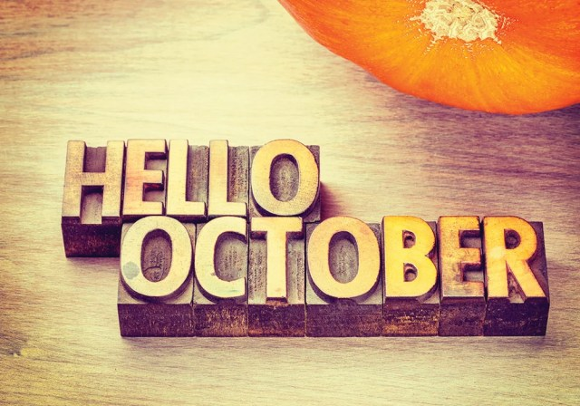 Image result for the month of october