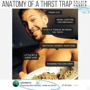 Thirst Trap Dictionary Com
