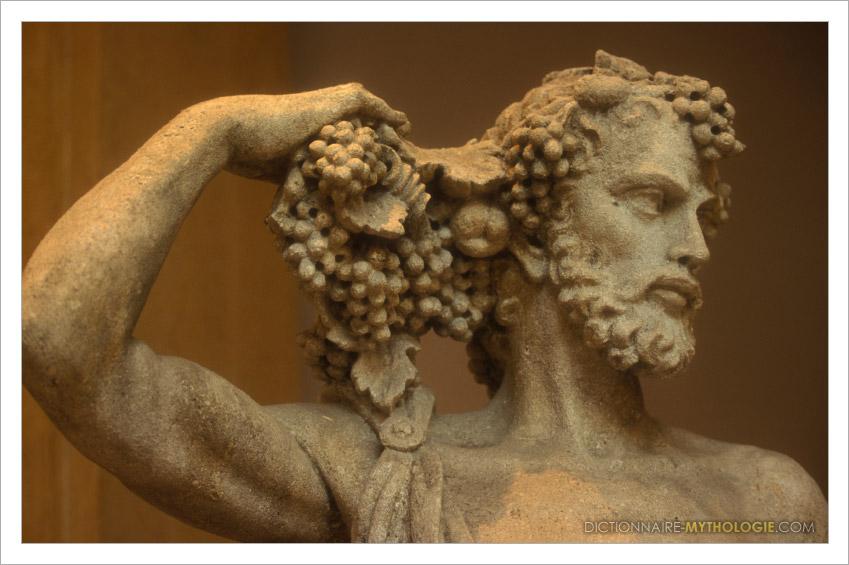Bildergebnis für Dionysos mythologie