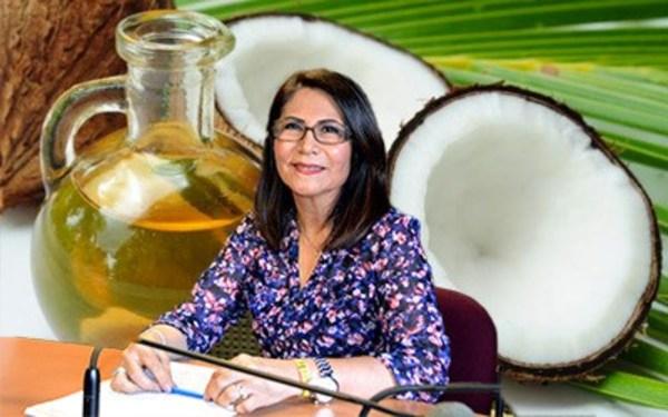 La grasa y el aceite de coco no son tan buenos para el organismo, asegura investigadora