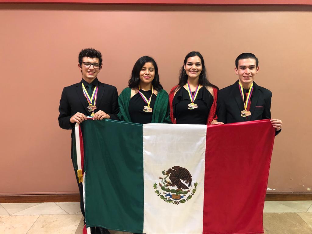 Alumna de Unison gana bronce en XII Olimpiada Iberoamericana de Biología
