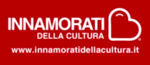 logo rosso innamorati della cultura