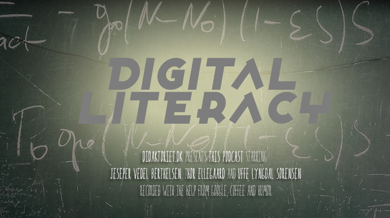 Technological/Digital literacy