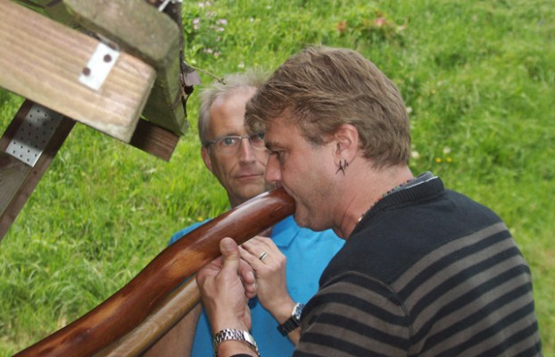 Didgeridoo Workshop zirkulares Atmen