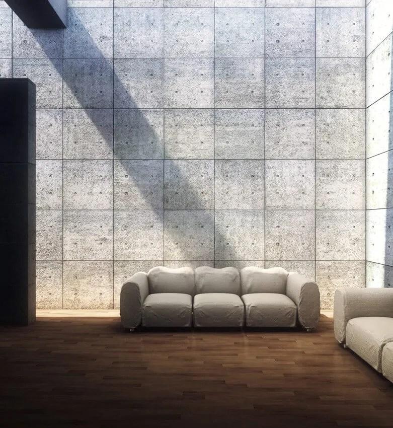 interieurontwerp van een Japans huis