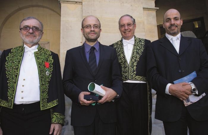 Prix d'archéologie 2015 de la Fondation Simone et Cino del Duca