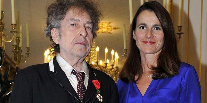 Bob Dylan et Aurélie Filipetti