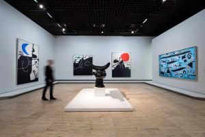 exposition Miro 2018 Galeries nationales du Grand Palais