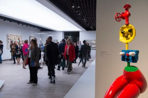 exposition Miro 2018 Galeries nationales du Grand Palais