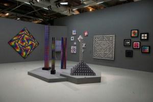 exposition Vasarely 2019 Centre Pompidou
