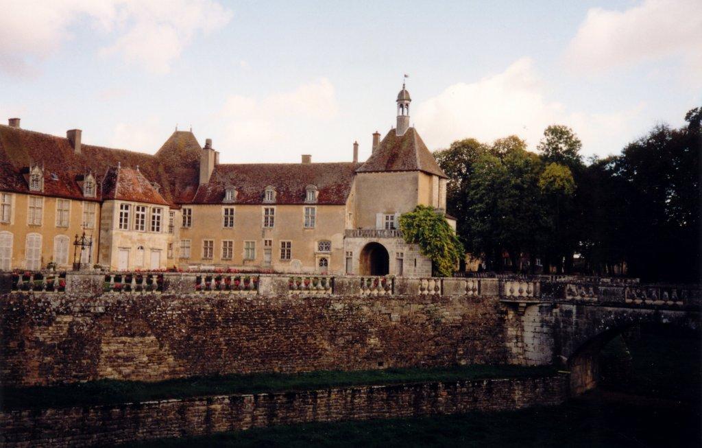 Travelling France Bourgogne