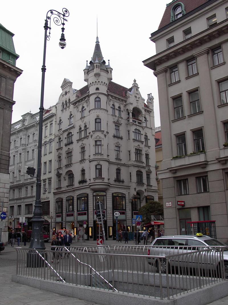 Travelling Austria Vienna