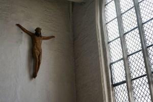 Dom zu Lübeck - Jésus sans sa croix, Allemangne 2016