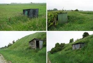 Cabanes en Baie de Somme - 2016