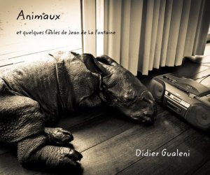Animaux, le livre Didier Gualeni