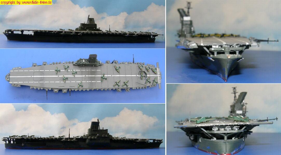 """Shinano"" der Yamato-Klasse (Tamiya A024)"