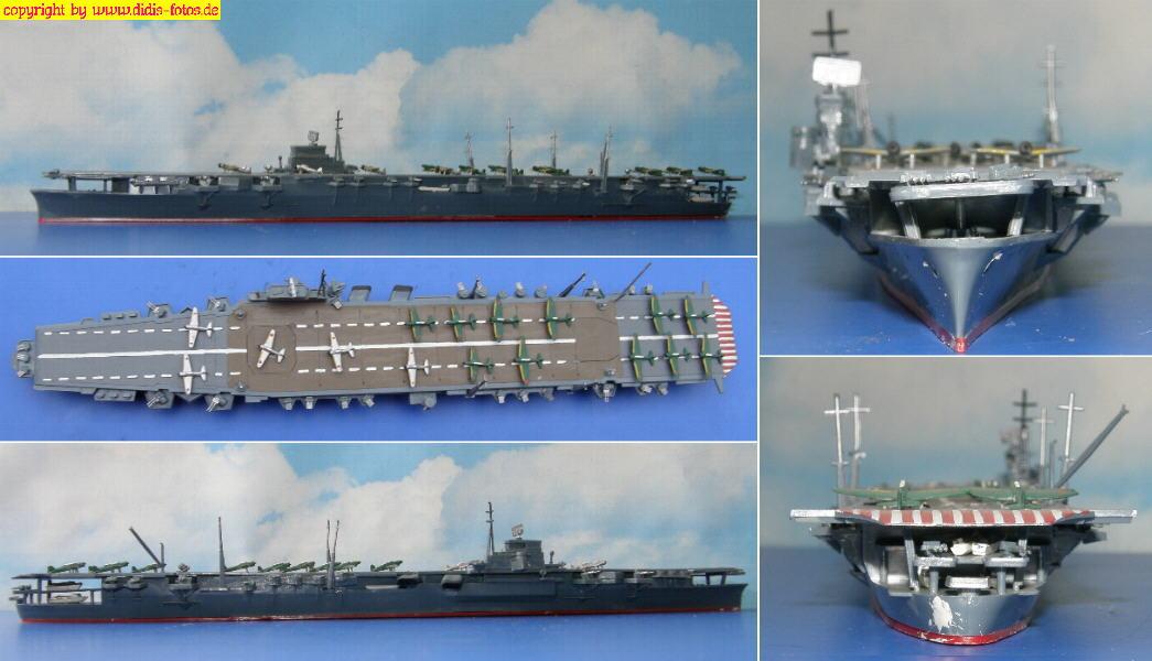 "Unryu"" der Unryu-Klasse (Aoshima A83)"
