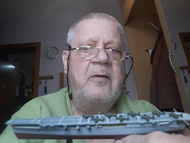 "Japanischer Flugzeugträger ""Hosho"" 1:1.100 DeAgostini"