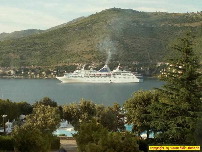 Urlaub 2006 in Kroatien bei Dubrovnik