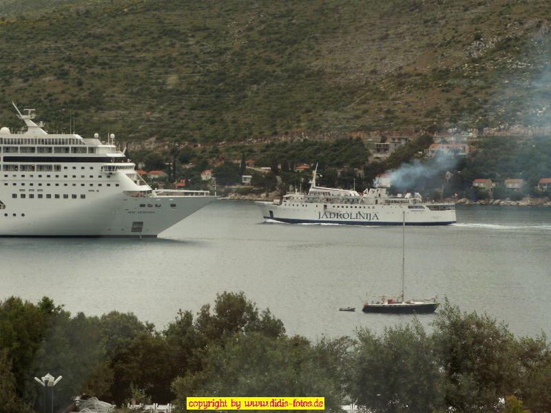 Urlaub in Kroatien 2006, 8. Tag