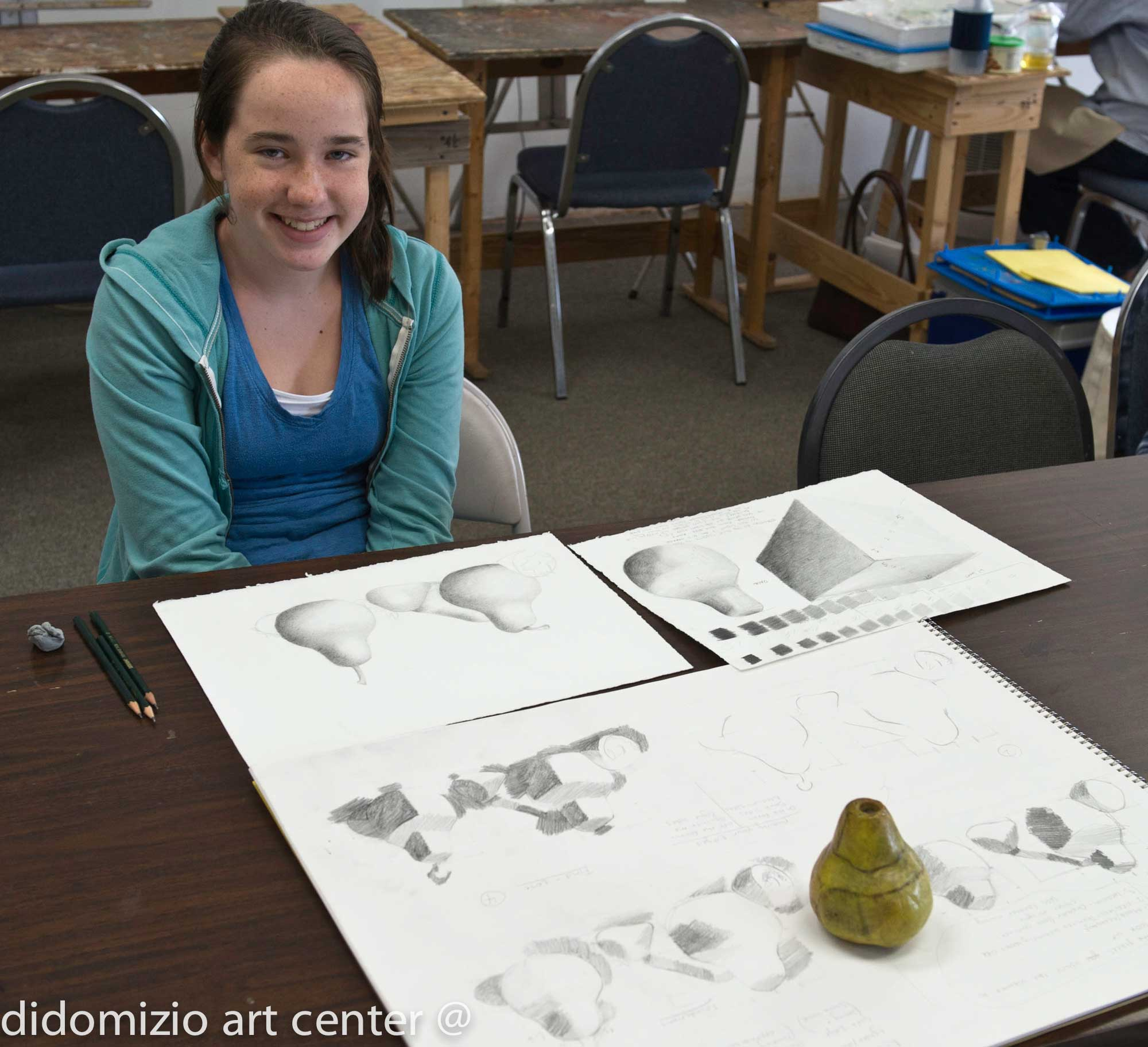 Drawing Classes Roswell
