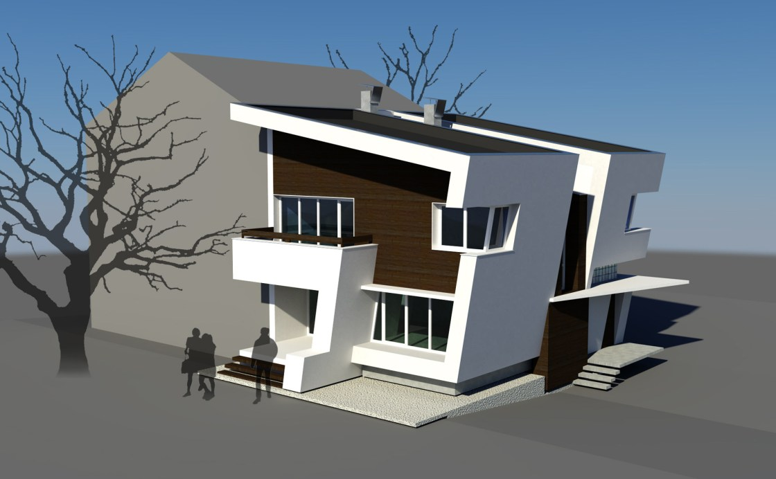 Residential house