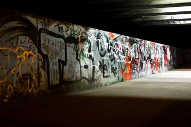 under the bridge by Ciaran McGuiggan