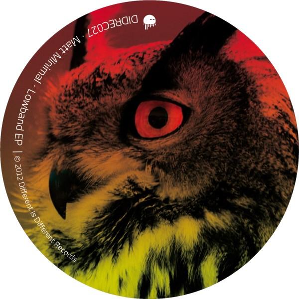 DIDREC027 - Matt Minimal - Lowband EP