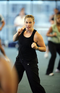BODYCOMBAT-in-aktion