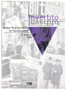 Cover der Invertito