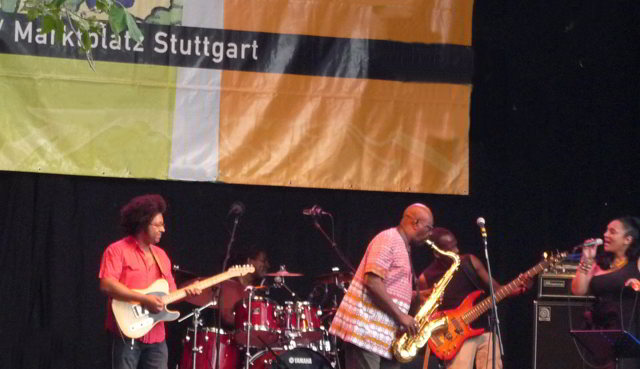 Festival der Kulturen in Stuttgart, 2013 Foto: © M. Seehoff