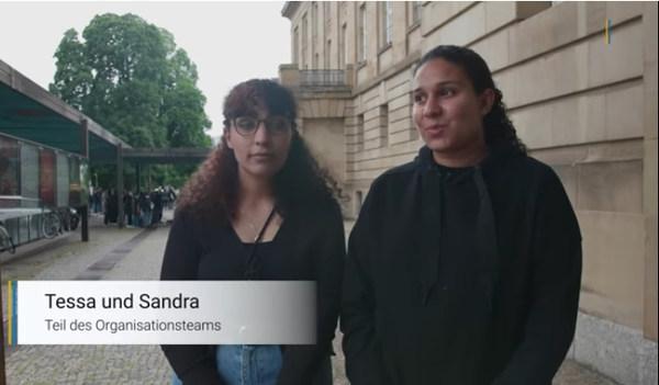 Tessa und Sandra