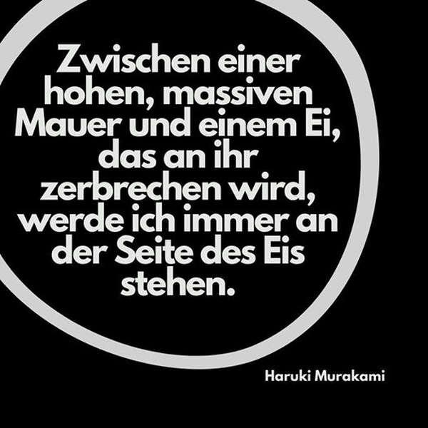 Zitat Haruki Murakami