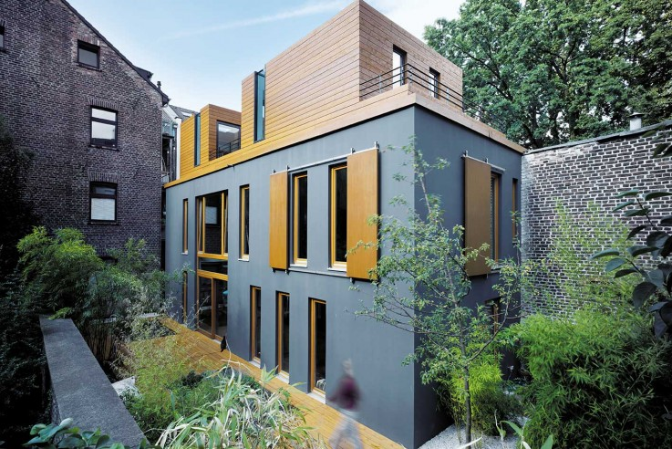 Low Budget Haus Projekte Von Prmierten Architekten