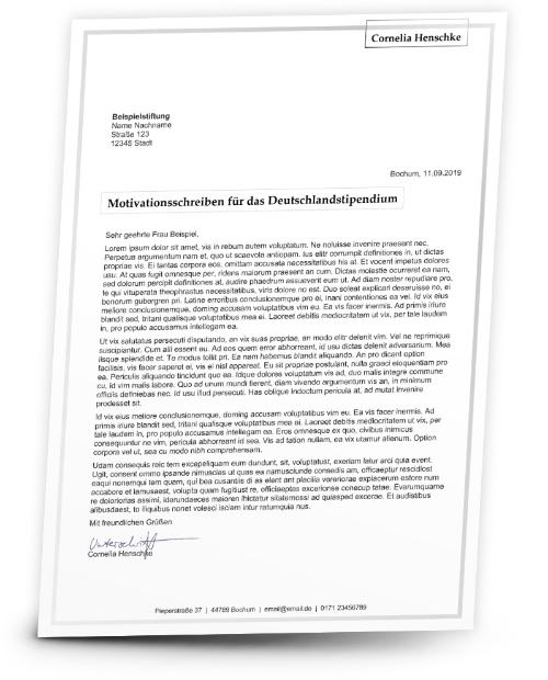 Https Www E Fellows Net Content Download 800101 10406962 Version 2 File Muster Motivationsschreiben Deutschlandstipendium Pdf