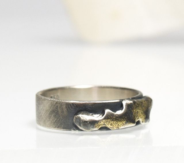 ring, silberring, shop