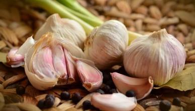 5 Gründe warum wir täglich Knoblauch essen sollten