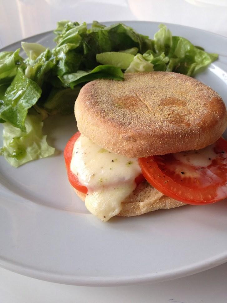 Rezept: Toastbrötchen Sandwich