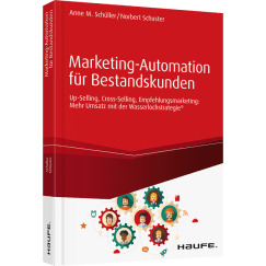 Haufe Marketing-Automation für Bestandskunden – Up-selling, Cross-Selling und Empfehlungsmarketing