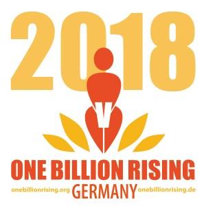 One Billion Rising Deutschland Germany 2018 www.onebillionrising.de