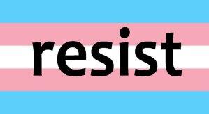 RESIST - Demo gegen Transphobie und Sexismus