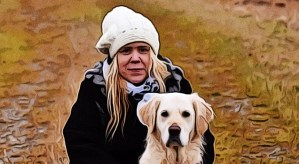 gofundme - fundraising tiergestützte therapie - susann müller