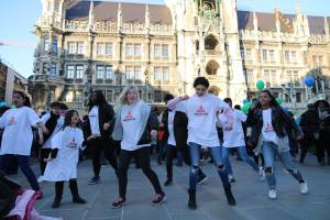 Biedersteiner Jugendtreff bei One Billion Rising