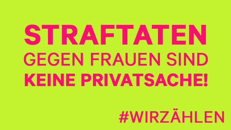 Petition #wirzählen change.org