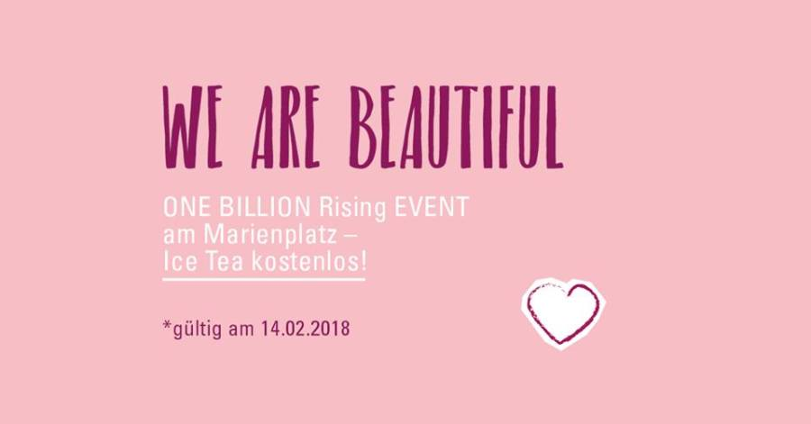 siggis fuer one billion rising