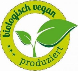 biologisch vegan Siegel