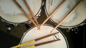 Fun Drum - Percussion Workshop - Foto © Sabine Mairiedl München