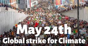 Globaler Streik für das Klima - Global Strike For Climate